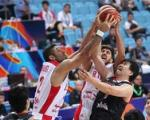 تیم بسکتبال ایران به مقام سوم رسید