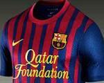 پیراهن بارسا نماد مبارزه با فلج اطفال