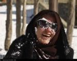 عکس: جشنواره بازیهای زمستانی در توچال