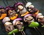 راهنمای کباب کردن گوشت و سبزیجات