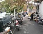 تهران دخترک آبله گرفته