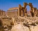 مین گذاری داعش در اطراف آثار باستانی شهر تاریخی پالمیرا