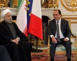 ایران و فرانسه ۲۰ سند همکاری امضا کردند