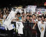 استقبال پرجمعیت چینی ها از ستاره های کهکشانی رئال مادرید +[مجموعه عکس]