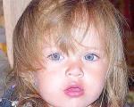 کریستینا زیباترین دختربچه روسیه/تصاویر