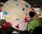 هنر چتر سازی در تایلند