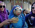 کارناوال عروسکی در خیابانهای تهران +عکس