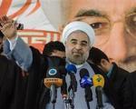 روحانی: اگر تدبیر انتخاباتی رهبری نبود،شاهدچنین روزی برای ملت نبودیم/از هاشمی، خاتمی و عارف متشکرم
