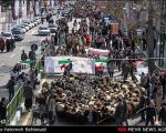 گزارش تصویری: کوچ عشایر از میدان ونک