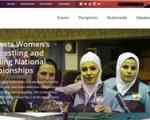 تمجید سایت اتحادیه جهانی از برگزاری رقابتهای کشتی زنان در ایران(+عکس)