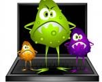 وقتی کامپیوترمان ویروسی شد چه باید بکنیم؟