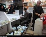 سفره رنگین احمدینژاد برای دو بانك