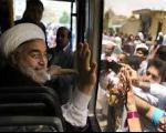 سخنرانی روحانی به زبان عربی در خوزستان