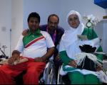 نامزدی دو ملی پوش ایران در دهکده المپیک