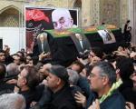 (تصاویر) تشییع جنازه حبیب الله عسگر اولادی