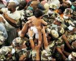 پربازدیدترین عکس گرفته شده در حج امسال