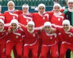 تیم فوتبال بانوان در بازیهای آسیایی...