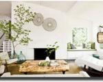 بزرگتر نشان دادن خانه با زاویه ها