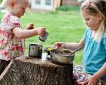 چگونه کودکانی خلاق پرورش دهیم؟