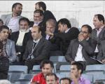 درگیری لفظی دوست صمیمی پروین و رئیس هیئت فوتبال تهران