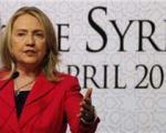 کلینتون:این آخرین فرصت اسد است