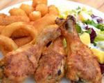طرز تهیه مرغ سوخاری بدون روغن