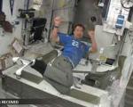 آغاز نخستین المپیك فضانوردان در فضا همزمان با رقابتهای لندن!