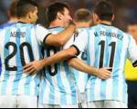 ترکیب احتمالی آرژانتین برای دیدار با ایران