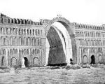 طاق کسری ،کاخ باشکوه پادشاهان ساسانی