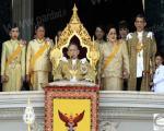 جشن تولد باشکوه پادشاه تایلند به روایت تصویر !