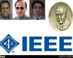 جایزه جهانی انجمن مهندسان برق به سه دانشمند ایرانی رسید