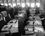سرنشینان ویژه یک هواپیما / عکس