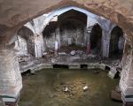 حمام 200 ساله خرابهای برای زبالهها!