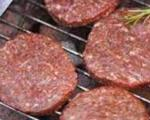 طبخ همبرگر با «گوشت مگس»!