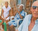 مرد ۹۰ ساله با ۱۸۰ فرزند، نوه و نتیجه!