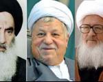 پیام آیات عظام سیستانی و وحیدخراسانی: کاندیداتوری هاشمی رفسنجانی امری واجب است