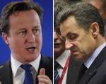 سارکوزی به نخست وزیر انگلیس: در مورد منطقه یورو خفه شو/از انتقاداتت خسته شدیم