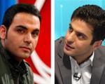 رقابت احسان علیخانی و علی ضیا در لحظه تحویل سال