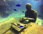 موزه های عجیب در زیر دریا (+تصاویر)