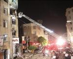 تصاویری از خسارت های انفجار در سعادت آباد