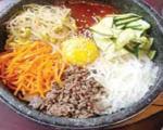 برنج مخلوط کره ای