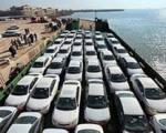 نخستین خودرو آمریکایی از مبدأ ایالات متحده وارد ایران شد