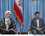 پورمحمدی: تا پایان دوره قانونی، احمدینژاد را باید تحمل کنیم/ او پاسخگو نیست و مسئولیتها را متوجه دیگران میکند