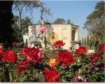 باغ زیبای جهان نما در شیراز