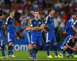 گزارش تصویری جام قهرمانی جام جهانی در دستان فلیپ لام
