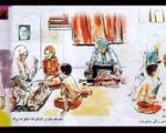 تصویرگر کتابهای خاطرهانگیز دبستان درگذشت