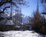 این روستا را حتما در پاییز و زمستان ببینید !