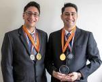 2 برادر ایرانی برترین مخترع جهان در حوزه سلامت الکترونیک
