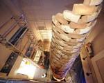 بزرگترین كیك جهان در فرانسه پخته شد