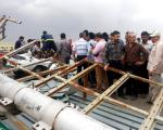 آقای وزیر راه! آن حادثه دلخراش را بررسی کنید ؛ مردم حق زندگی دارند(+تصاویر)